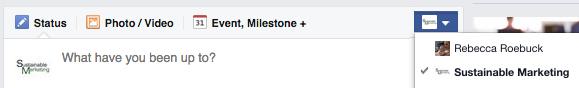Facebook Page Update